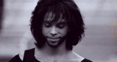 Prince looking happy & at peace