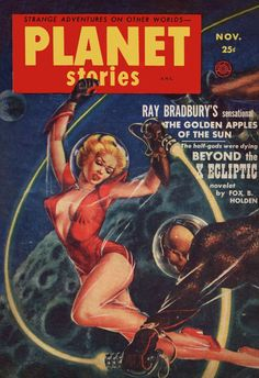 Comic Book Cover For Planet Stories v06 03