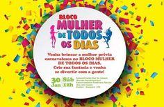 """Bloco carnavalesco """"Mulher de Todos os Dias"""" desfila, neste sábado (30), pelas principais ruas de Caruaru http://www.jornaldecaruaru.com.br/2016/01/bloco-carnavalesco-mulher-de-todos-os-dias-desfila-neste-sabado-30-pelas-principais-ruas-de-caruaru/"""