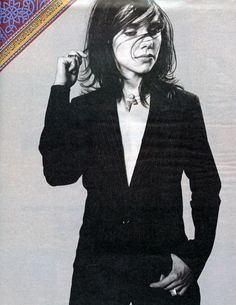 PJ Harvey, Rolling Stone Critic's Poll Artist of the Year, 1995.