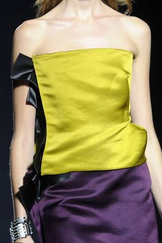 Lanvin Spring 2013 Ready-to-Wear Detail