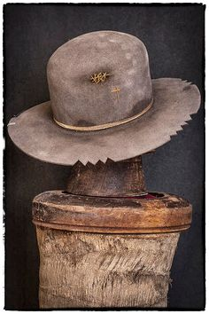 This is a bit nice & a little different..Number 202 from his collection... #NickFouquet #HatMaker