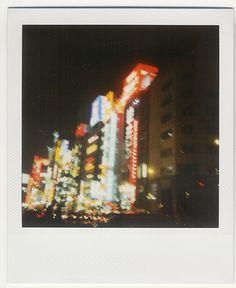 Tokyo - Lights of Ginza