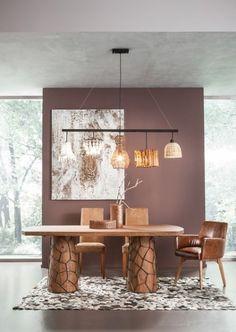 Collection Mesh Brass: Meubles et accessoires Mesh Brass Kare Design, Ceiling Lamp, Ceiling Lights, Tapis Design, Cozy Living, Bar, Pendant Lamp, Your Space, Home Art