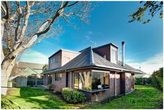 Property for sale in Lincoln, Christchurch District, presented by Daniel De Bont, powered by ® Property For Sale, Mansions, Street, House Styles, Home Decor, Decoration Home, Manor Houses, Room Decor, Villas