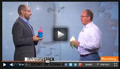 Kona Ice CEO, Tony Lamb, was Mystery Guest on Taking Stock with Pimm Fox!