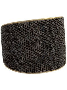 Shop online black Tom Binns gold plated bejewelled statement cuff as well as new season, new arrivals daily. Beaded Cuff Bracelet, Cuff Jewelry, Cuff Bracelets, Bangles, Jewellery, Black Jewelry, Fine Jewelry, Women Jewelry, Tom Binns