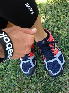 custom #Reebok shoes, and gear review from @stuftmama #getafterit #fitfluential