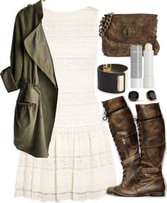 Teen Wolf - Allison Argent Outfit - I need to find my white dress.