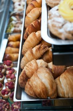 Sfogliatelle - My favorite crispy Italian pastry  dessert, delicacy, traditional, southern italy..This was my father's favorite.In the later years I would always stop at the Bakery and surprise him with a few for home.