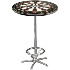 Dart Board Pub Table-- why not make your own!?