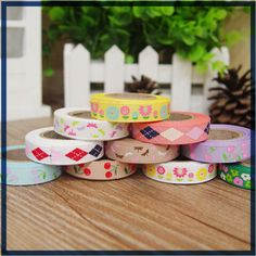 2016 high quality with beautiful style for Christmas decoration office stationery korean printed adhesive tape, View printed adhesive tape, YANI Product Details from Yiwu Yani Jewelry Factory on Alibaba.com