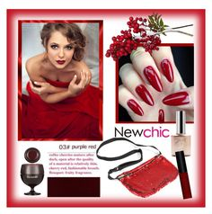 """""""NewChic 180. (Beauty 30.)"""" by carola-corana ❤ liked on Polyvore featuring beauty and Nanda Home"""
