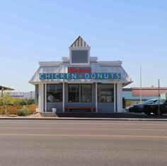 Welcome Chicken & Donuts, 1535 East Buckeye Rd Phoenix, Arizona 85034 Hours: Tues – Sun: 8am – 4pm Closed Mondays  hey@welcomechickenanddonuts.com  602 258 1655
