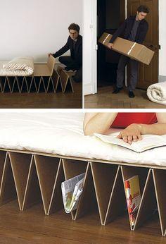 Las quiero todas. http://www.upsocl.com/inspiracion/35-de-las-camas-mas-creativas-y-originales-que-veras/