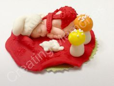 Baby Gnome Cake Topper /Edible Cake Topper for BABY SHOWER, First Birthday, any Special Celebration Ready for your home made Cake