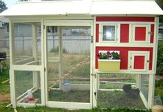 Chicken Coop Tour - South King County, nine chickens, about $200 to build – Queen Bee Coupons