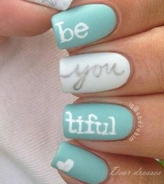Be-you-tiful nails