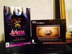Legend-of-Zelda-Majoras-Mask-3D-Limited-Edition-New-3DS-XL-Bundle