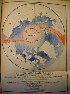 An open polar sea? Not yet, maybe soon.