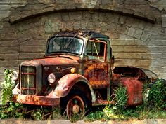 Another Mack in the Wall by Patrick Henson, via Flickr
