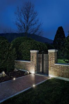 Recessed exterior in-ground light (LED) MINIBRIGHT 1.0 L&L Luce & Light