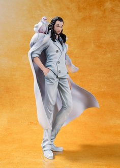 Figuarts Zero #onepiece Rob Lucci ONE PIECE FILM GOLD Ver. starts preorder! View her: http://www.blacknovatoys.com/figuarts-zero-rob-lucci-one-piece-film-gold-ver.html