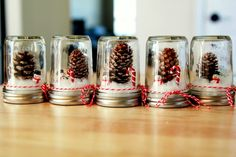 DIY Mason Jar Waterl