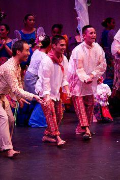 Salin Lahi - Pass It On   Special Anniversary concert by LA-based Filipino dance troupe, Kayamanan Ng Lahi.