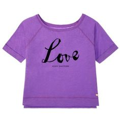 Juicy Couture Love Lounge Tee ($35)