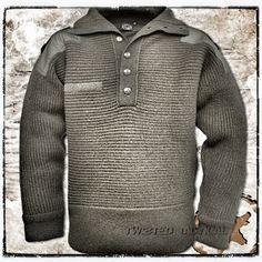 Austrian Army Wool pullover