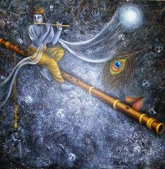 Lord Krishna by Rakhi Baid Krishna Leela, Cute Krishna, Radha Krishna Love, Shree Krishna, Radhe Krishna, Krishna Flute, Lord Krishna Images, Radha Krishna Pictures, Krishna Photos