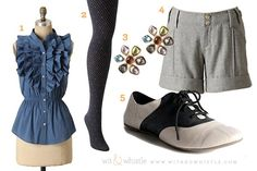500 days of summer outfit.