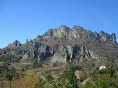 Mt.Myougi, Gunma Japan trip