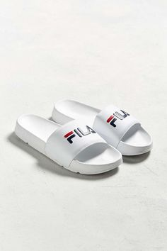 ec6d7adfd3fe49 A Massive Roundup of the Summer Shoes We Can t Stop Thinking About. Fila  SandalsSport SandalsSlide ...