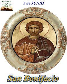 Leamos la BIBLIA: San Bonifacio