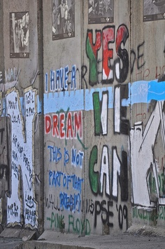 I have a dream. This is not part of that dream. Bethlehem, West Bank www.adammreeder.com