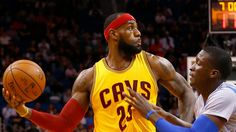 LeBron James stars as Cleveland Cavaliers win 12th straight game in NBA