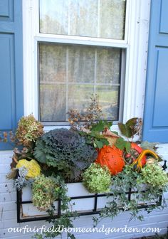 Decorate for Fall Na
