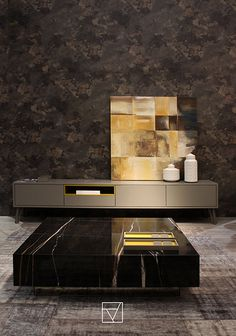 Stunning Marble Coffee Table by VanguardConcept