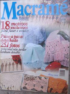 Macramê a2 n13 - Bell artes - Álbumes web de Picasa