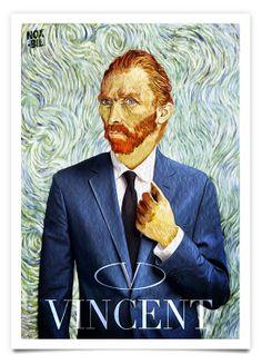menswear by VINCENT, pinned by Ton van der Veer