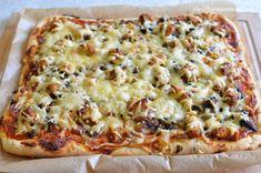 Vegan Sushi, Vegan Pizza, Great Recipes, Vegan Recipes, Dinner Recipes, Vegan Runner, Vegan Gains, Vegan Junk Food, Vegan Baby