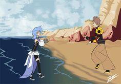 Aqua and Terra Kingdom Hearts Games, Kingdom Hearts Fanart, Kh 3, Pokemon, Kindom Hearts, Cool Sketches, Vanitas, Final Fantasy, Videogames