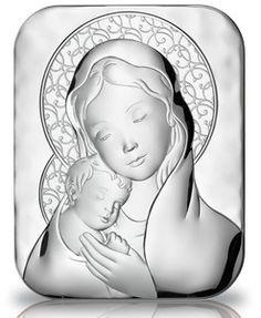 Obrazek Matka Boska z dzieciątkiem - (IS#21398)