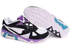 b82b06119f6d 318088 011 Nike Air Structure Triax 91 Black White Mint Pure Purple Aqua  AMFM0244 Nike Air