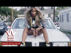 """JESSIE SPENCER: Hazel E (of Love & Hip Hop: Hollywood) - """"Everything"""" (Official Music Video)"""
