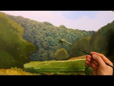 #80 Painting Trees On A Larger Scale | Michael James Smith - YouTube