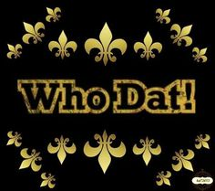 Saints Wallpaper....Who Dat | Saints | Pinterest