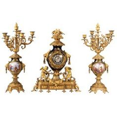 Luxury Antique Floor Clock Grandfather Time Pieces